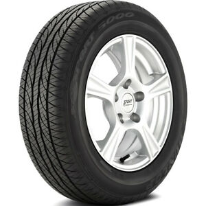 2 New Dunlop Sp Sport 5000 225 55r18 98h oe A s Performance Tires