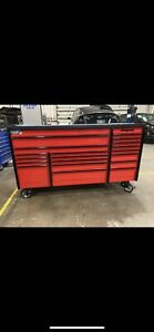 Snap On Krl7023cpn7 Color Red Excellent Condition