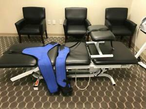 Chattanooga Adp 400 Traction Decompression Table