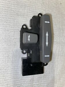86 92 Toyota Supra Mk3 Power Seat Switch Driver Side 6 Way R5