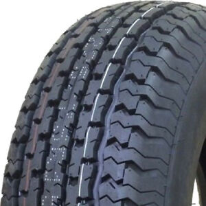 6 New Freedom Hauler St Radial All Steel 235 85r16 Load F 12 Ply Trailer Tires