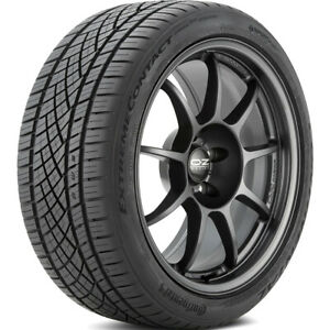 4 New Continental Extremecontact Dws 06 Plus 245 50zr17 A S All Season Tires