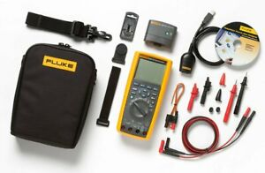 Fluke 287 fvf ir3000 287 Multimeter With Software And Wireless Connectivity Kit