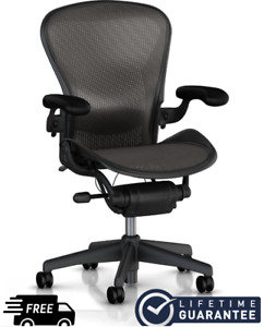 Herman Miller Aeron Fully Adjustable Chair Size C