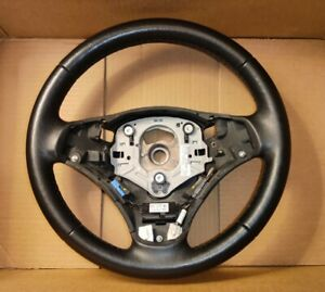 Bmw 328 335 E90 3 Series Heated Sport Steering Wheel Paddle Shifter 6795858 02
