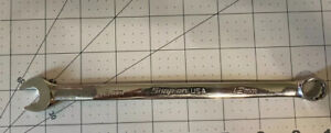 Used Snap On 12 Mm 12 Point Metric Flank Drive Plus Long Combination Wrench