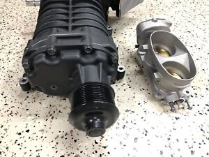 07 10 Shelby Gt500 Supercharger Take Off Svt 5 4 M122 Eaton