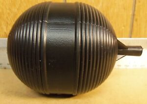 Plastic Ball Float For Water Tank Trough Or Toilet Etc nos