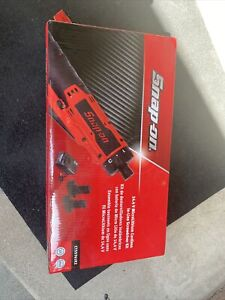 For Snap On Ctss761k2 14 4v Microlithium Cordless In Line Screwdriver Kit