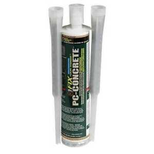 Pc Products 072561 250 Ml Gray Concrete Anchoring And Crack Repair