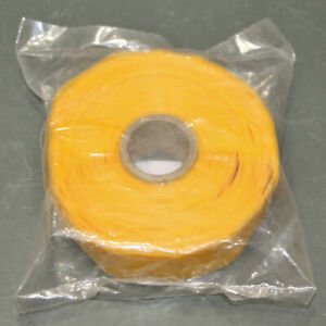 Er Self Fusing Electrical Tape Gl20y67000 1 X 36 X 20 Mil Yellow Silicone