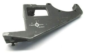 Swi Trav a dial 2 axis Travel Dial Readout Mounting Bracket For Mill br 1