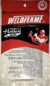 Weldflame 2 x 4 25 Welding Lens 3 00 Clear Rectangle New In Package