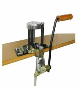 Lee Precision 4 Hole Turret Press With Auto Index Outdoors Reloading Equipment $118.00