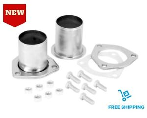 Collector Reducer Kit 3 Header Gasket With Bolts Autotmotive Universal 4641