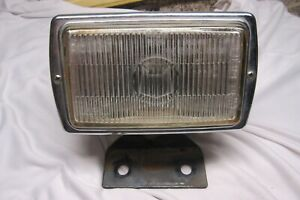 Marchal S E V 850 Fog Driving Accessory Light For Repair Or Parts Only Jeep Cj