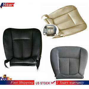 2011 2014 Driver Bottom Oem Replacement Seat Cover For 11 14 Ford F150