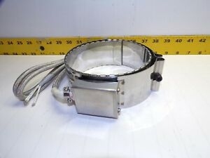 New Seiwa Heating Elemet Band Heater For Plastic Injection Molding 460v 820w