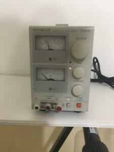 Kenwood_pr18 3a Regulated Dc Power Supply 0 18 Volts 0 3 Amps