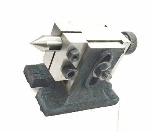 Small Lathe Tailstock For 3 Inches 4 Inches Rotary Table Usa Fulfilled
