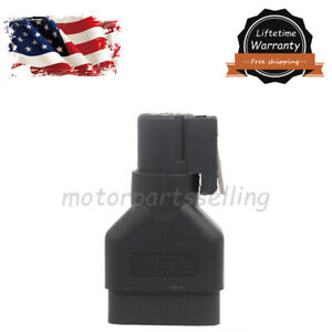 For Gm Tech2 Gm3000098 Vetronix Vtx02002955 16pin Scanner Obd2 Connector Adapter