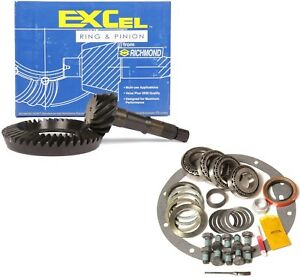 Chevy 12 Bolt Truck 3 73 Thick Ring And Pinion Timken Master Excel Gear Pkg