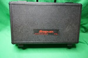 Snap On Tools Electronic Leak Detector Act730