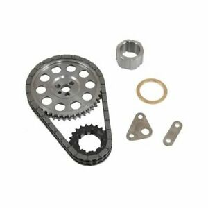 Trick Flow Timing Chain And Gear Set Double Roller Billet Steel Sprockets Sbc