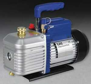 Yellow Jacket 93266 Yjii Vacuum Pump For Servicing Small Systems