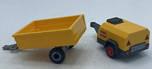 Playmobil Construction Site 2 Trailers
