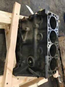 2004 2005 Chevy Aveo 1 6l A T Engine Motor Cylinder Bare Block Oem 222268