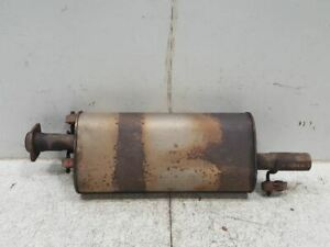 2003 2006 Ford Expedition Rear Exhaust Muffler Oem 187746