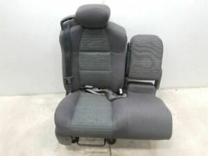 2002 2004 Ford F150 Pickup Heritage Front Right Seat Bench Cloth Oem 219637