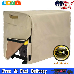 Generator Resistant Universal Cover Portable Weather uv Thicken 600d