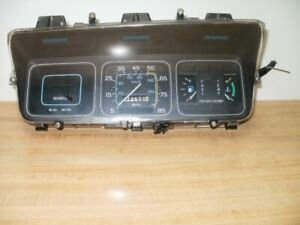 Amc Eagle Instrument Cluster For 1980 88 All Gauges And Lights Are Working