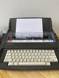 Brother Ax 425 Electric Typewriter