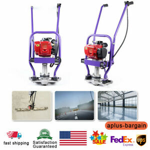 4 Stroke Gas Concrete Wet Screed Surface Finishing Leveling Power Screed Sale