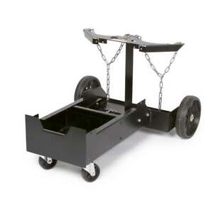 Lincoln Electric K2617 1 Precision Tig 225 Dual Cylinder Cart