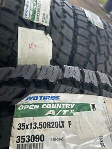 Toyo Open Country At Ii 35x13 50r20