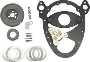 Allstar Performance 90000 Timing Gear Drive Kit Fixed Idler Small Block Chevy