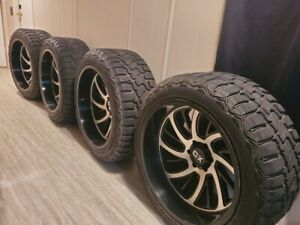 2010 Ford F 150 Rims And Tires