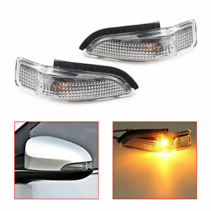 Right Passenger Side Rearview Mirror Light Turn Signal Lamp For Toyota Scion Im