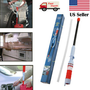 Fuel Liquid Syphon Pump Transfer Gasoline Water Battery Operated Electric Siphon
