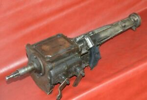 1962 Ford 3 Speed Manual Transmission C2or 7006a 2a3 C4gr 7a040a Comet Falcon