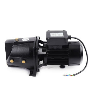Used Hp Shallow Well Jet Pump W Pressure Switch Irrigation agricultural 17 5gpm