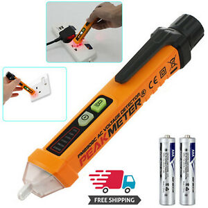 Non contact Lcd Electric Ac Test Pen Voltage Digital Detector Tester 12 1000v