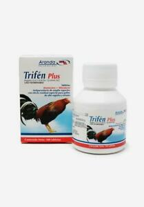 Trifen Plus 100 Tabs Dewormer For Game Fowl