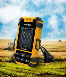 Gps Land Meter Accuracy Gnss Receiver Slope Area Distance Tool Survey Equipment