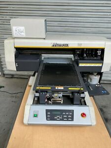 Mimaki Ujf 3042fx For Parts Uv Flatbed Printer As is