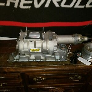 Weiand Sbc142 Supercharger 65001 With Blower Carb Free Shipping In Usa